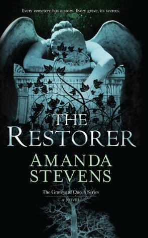 Review: The Restorer by Amanda Stevens