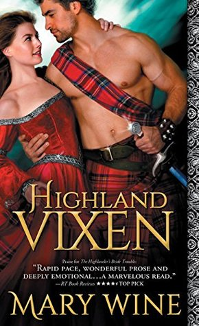 Review:  Highland Vixen by Mary Wine