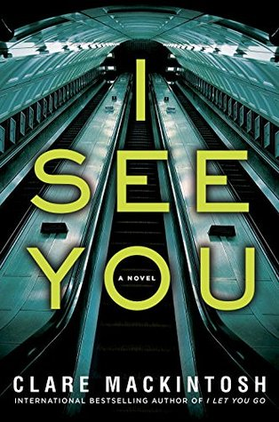 Review:  I See You by Clare Mackintosh