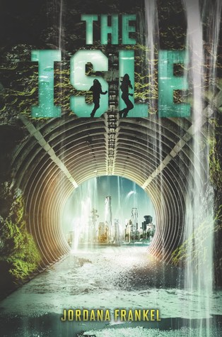 Review:  The Isle by Jordana Frankel