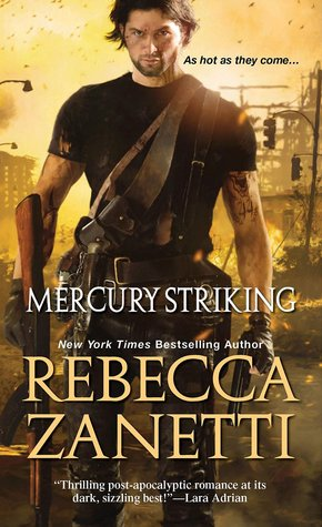 Review:  Mercury Striking by Rebecca Zanetti
