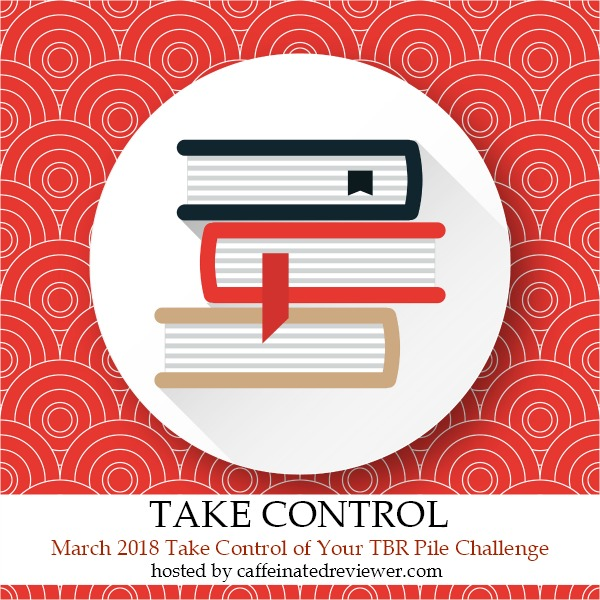 March Take Control of Your TBR
