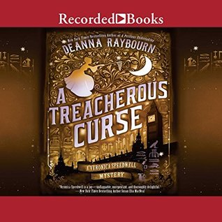 Guest Review: A Treacherous Curse by Deanna Raybourn, Narrated by Angele Masters