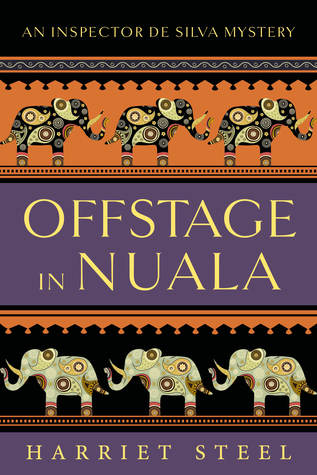 Sophia Rose Review: Offstage in Nuala by Harriet Steel, narrated by Matthew Lloyd Davies