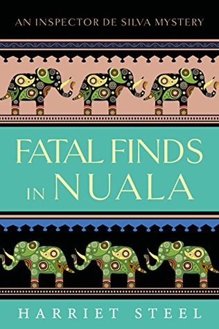 Sophia Rose Review: Fatal Finds in Nuala by Harriet Steel