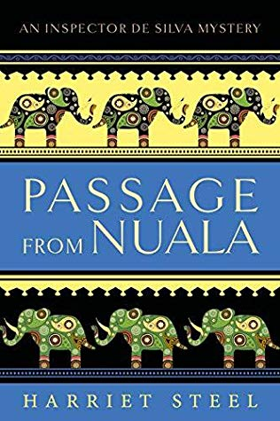 Sophia Rose Review: Passage From Nuala by Harriet Steel