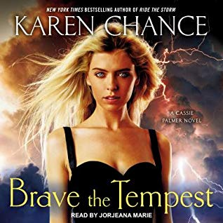 Sophia Rose Review: Brave the Tempest by Karen Chance, Narrated by Jorjeana Marie
