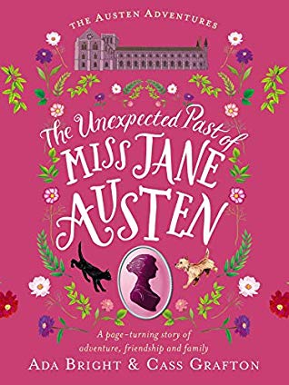 The Unexpected Past of Miss Jane Austen (Austen Adventures Book 2) by Ada Bright, Cass Grafton