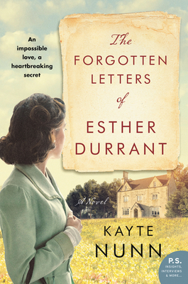 Review: The Forgotten Letters of Esther Durrant by Kayte Nunn