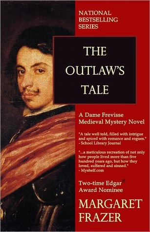 Sophia Rose Review: The Outlaw's Tale by Margaret Frazer, narrated by Susan Duerden